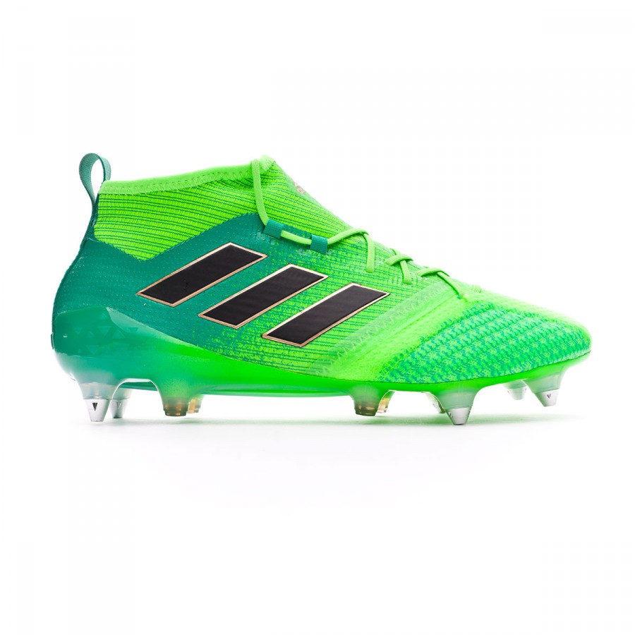Boot adidas Ace 17.1 Primeknit SG Solar green-Core black - Football store  Fútbol Emotion 60d717252