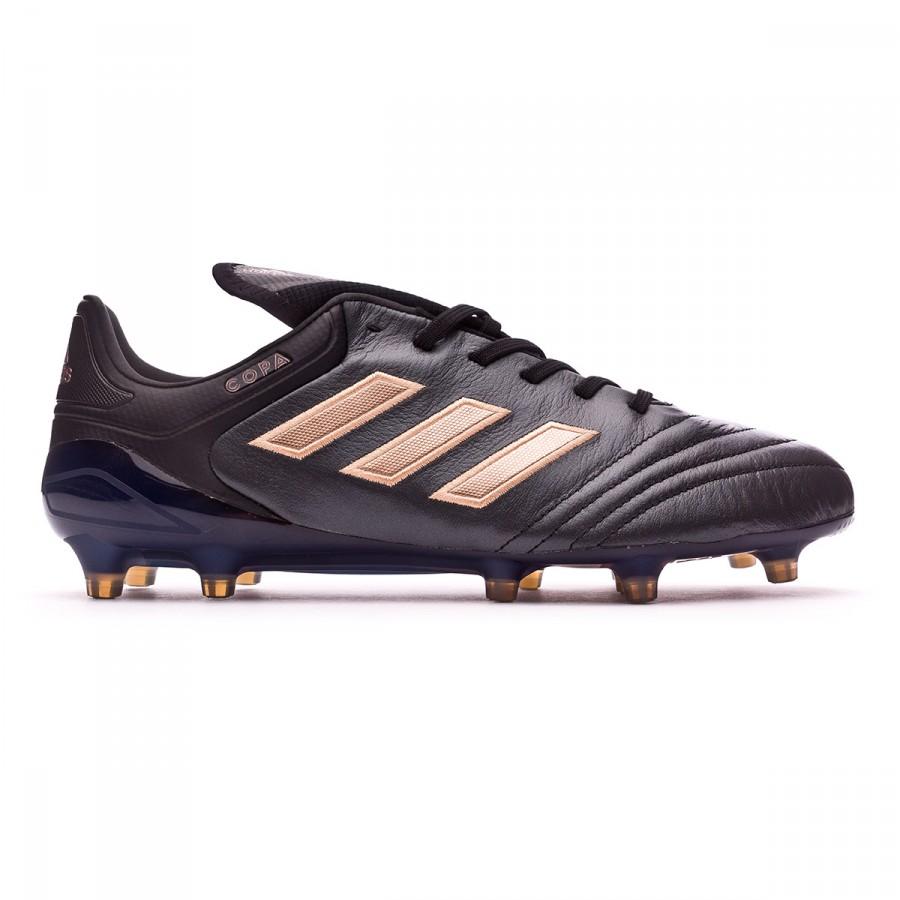 703b2ee0b Football Boots adidas Copa 17.1 FG Core black-Copper metallic - Football  store Fútbol Emotion
