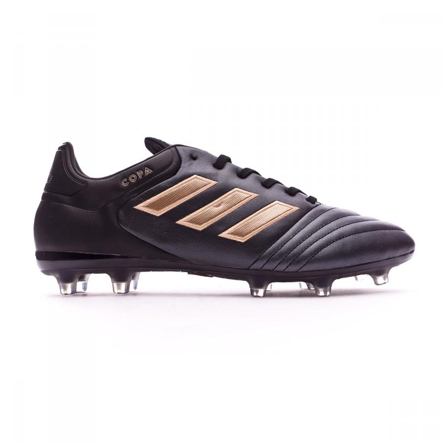 82cf90359 Football Boots adidas Copa 17.2 FG Core black-Copper metallic - Football  store Fútbol Emotion