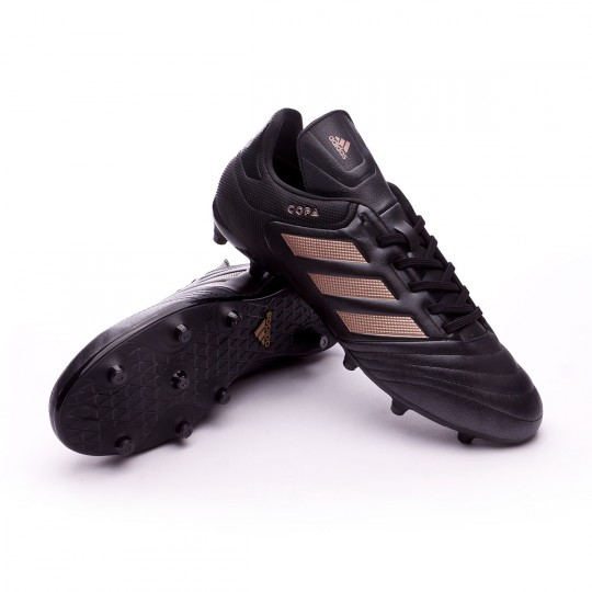 Chaussure  adidas Copa 17.3 FG Core black-Copper metallic