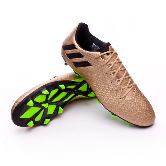 Chaussure  adidas Messi 16.3 FG Copper metallic-Core black