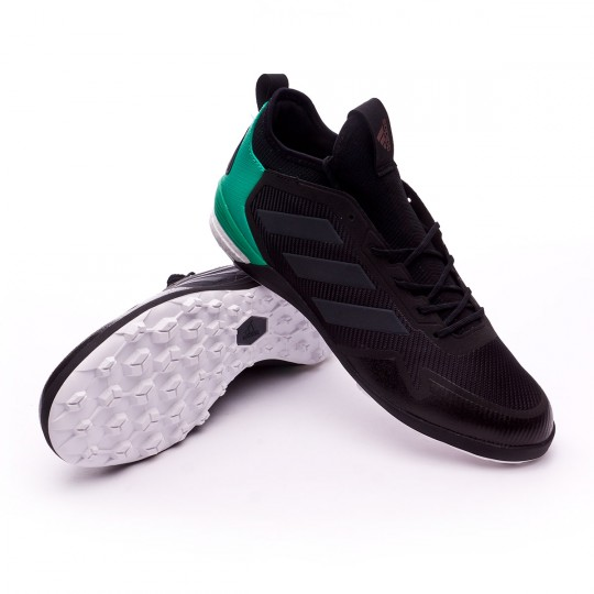 Zapatilla  adidas Ace Tango 17.1 Turf Core black-Dark grey-Core green