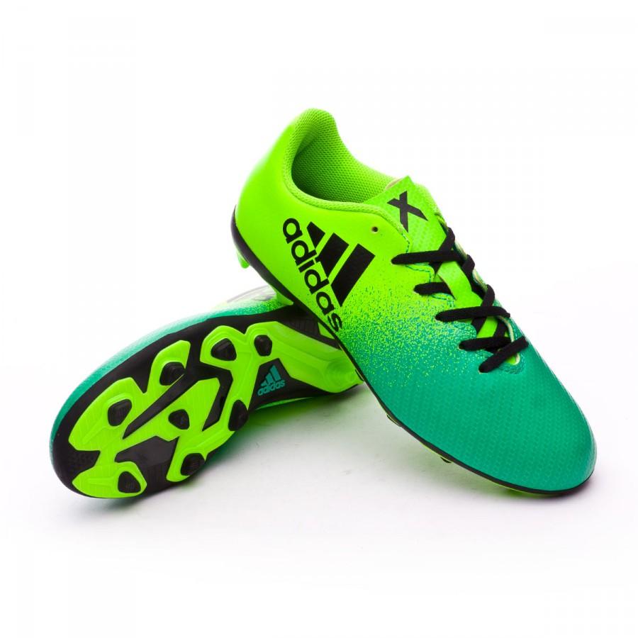 new product a957a bd305 adidas Jr X 16.4 FxG Boot
