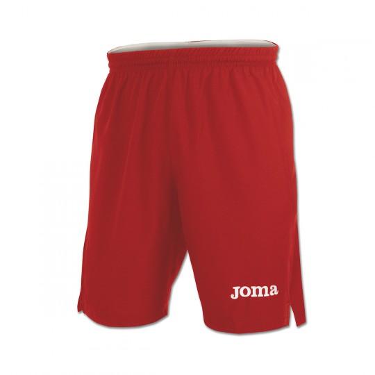 Pantalón corto  Joma Eurocopa Rojo