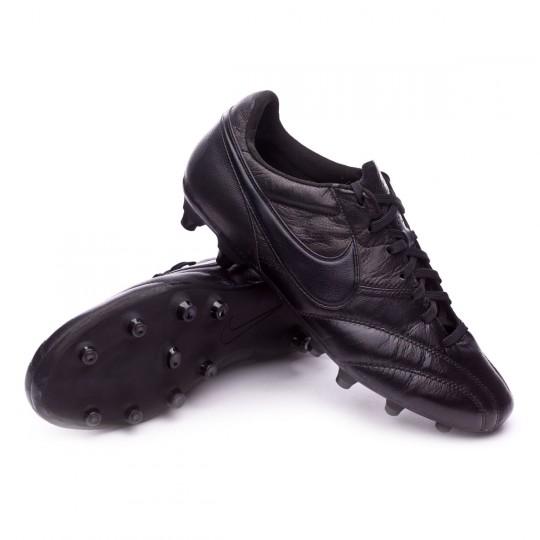 Bota  Nike Tiempo Premier FG Triple black