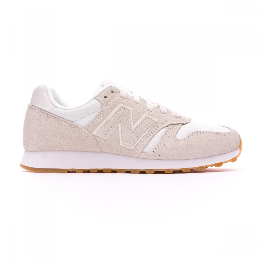 b46e9c4bdc9 Trainers New Balance WL373 Mujer Cream - Football store Fútbol Emotion