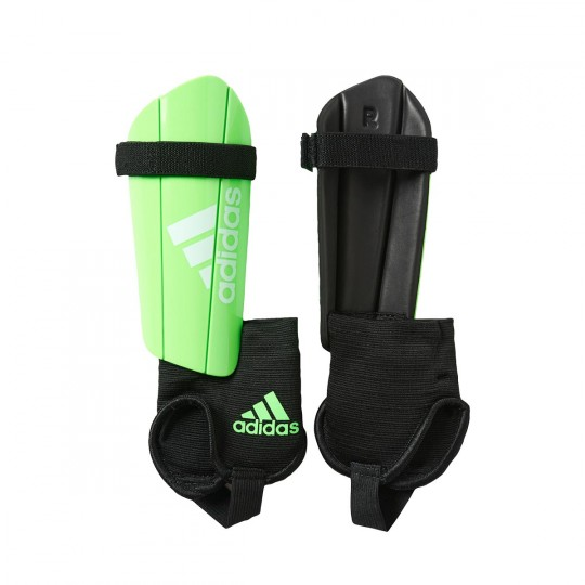 Espinillera  adidas Ghost Youth Core green