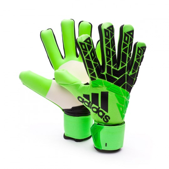 official photos 47c28 69c41 Glove adidas Ace Trans Pro Solar green-Black - Football store Fútbol Emotion