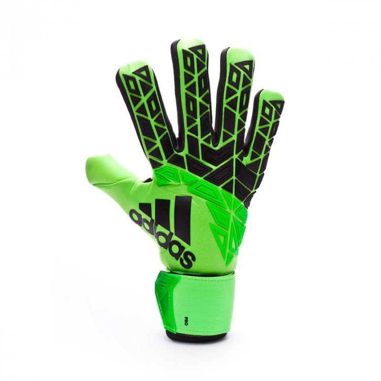 best service 8ac0b 43b86 Guante Ace Trans Pro Solar green-Black