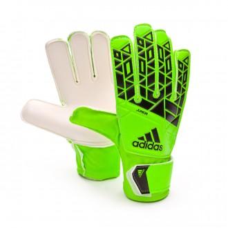 Luvas  adidas Jr Ace Solar green-Black