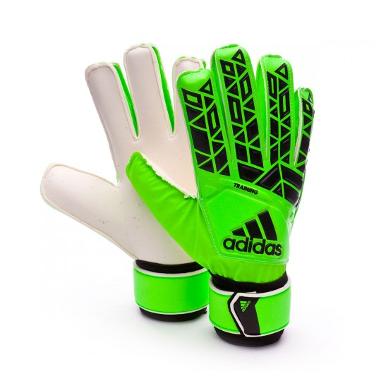 Luvas  adidas Ace Training Solar green-Black