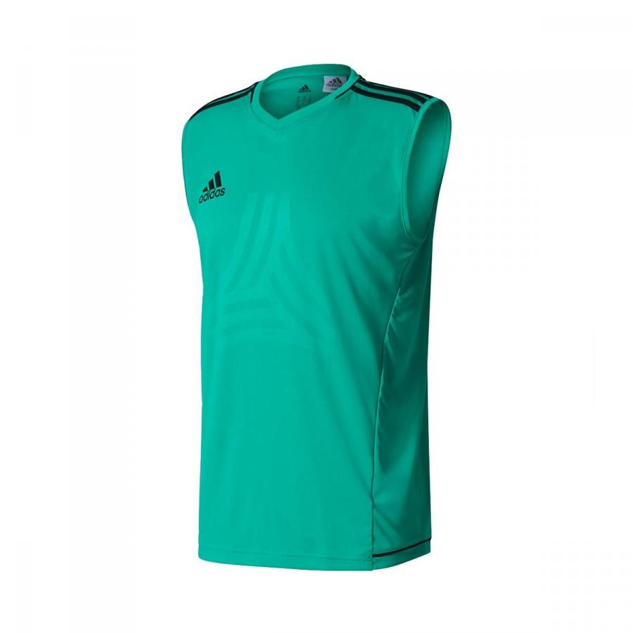 09c794abe64ab Jersey adidas Sleeveless Tanc Core green - Tienda de fútbol Fútbol ...