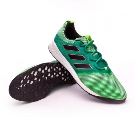 Sapatilha  adidas Ace Tango 17.2 TR Core green-Core black-Solar green