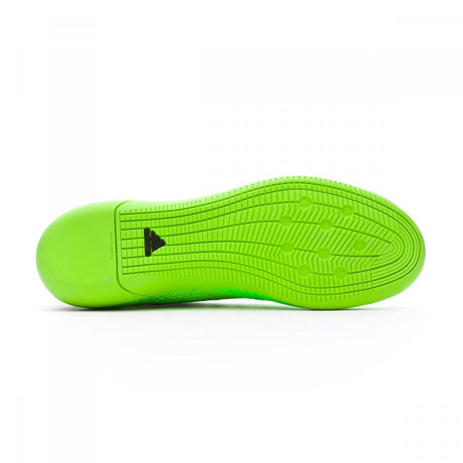 Zapatilla Ace 17.3 Primemesh IN Solar green Core black Core green