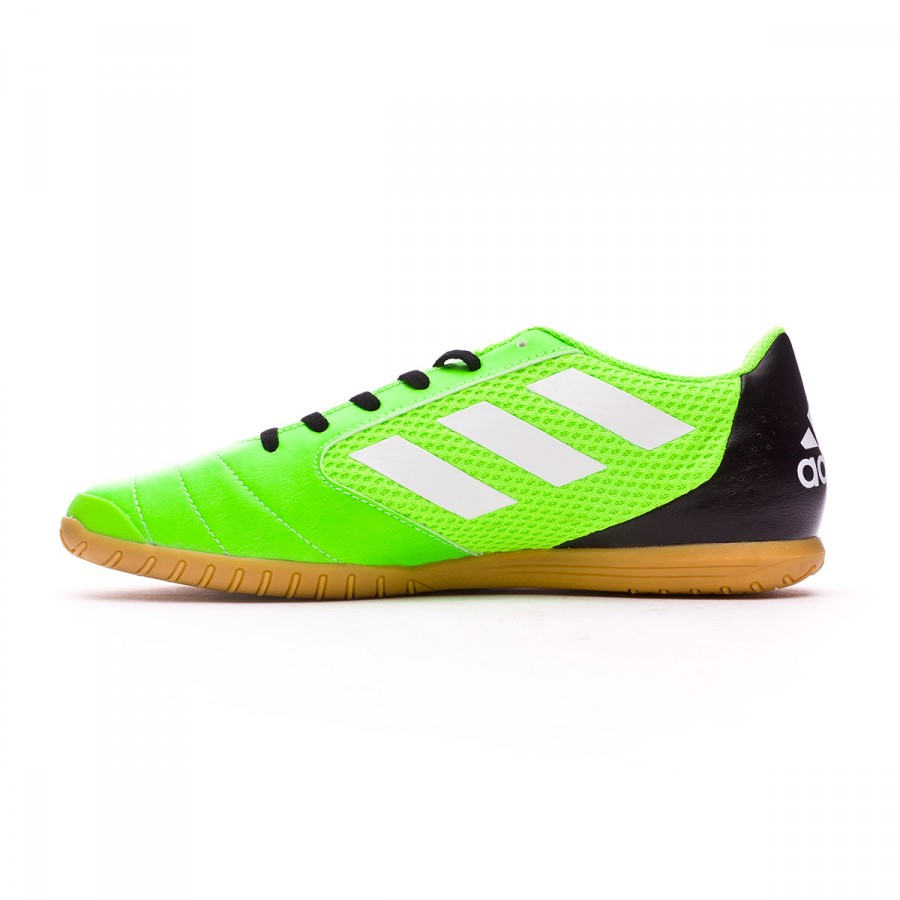 b728b877d2d ... Zapatilla Ace 17.4 Sala Solar green-White-Core black. CATEGORY. Futsal  · Futsal boots · adidas