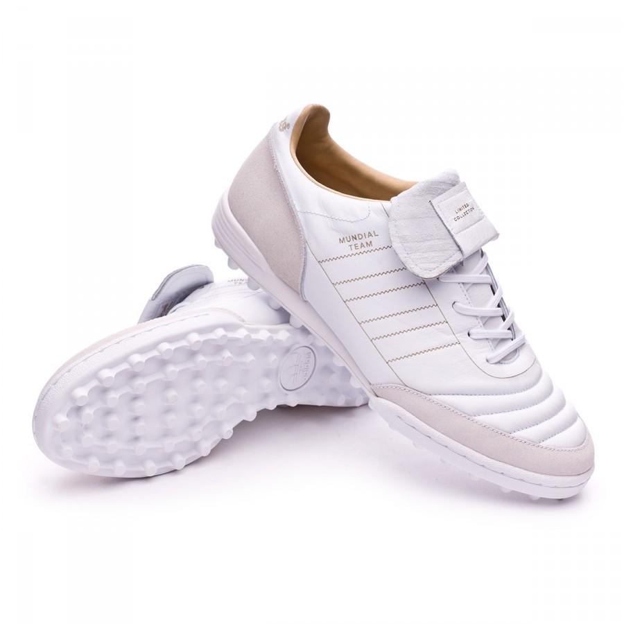 size 40 1ad76 d903d Zapatilla adidas Mundial Team Modern Craft White-Dormet - Soloporteros es  ahora Fútbol Emotion