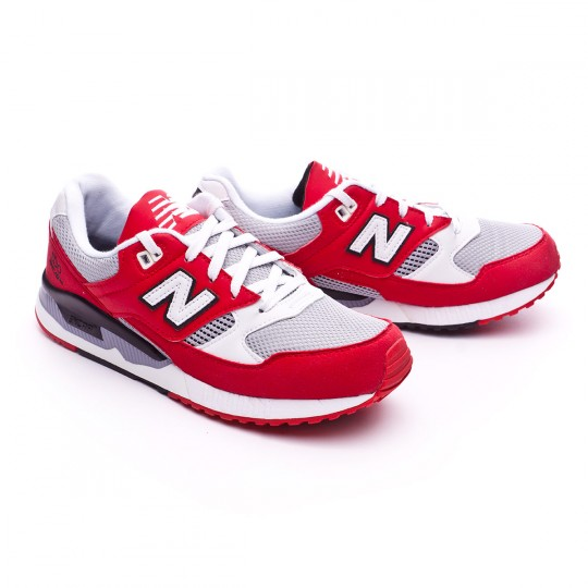 Zapatilla  New Balance M530 Red-White-Grey