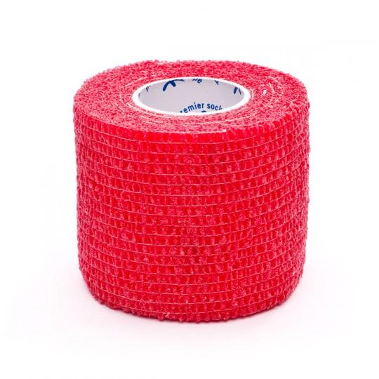 Cinta  Premier Sock Tape Premier Sock Tape Wrap 5 mts Rojo