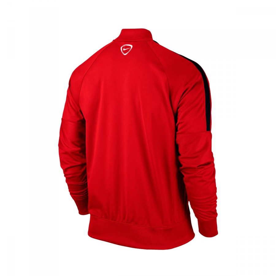95981258 Jacket Nike Squad Football University red-Black-White - Tienda de ...