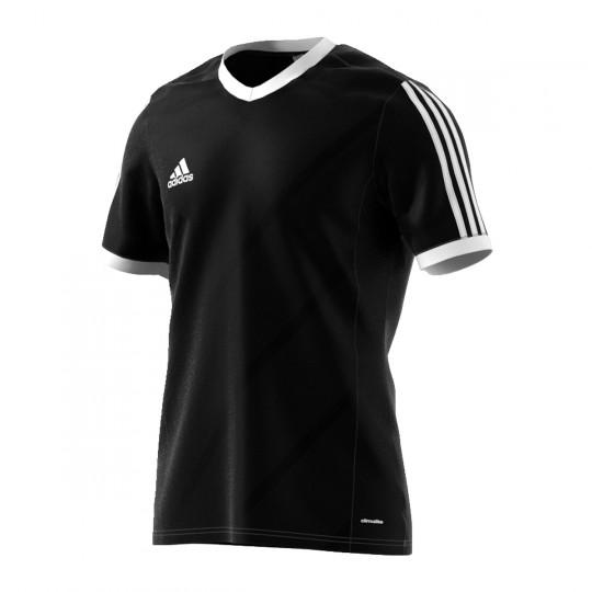 Camiseta  adidas Tabela 14 m/c Negro-Blanco