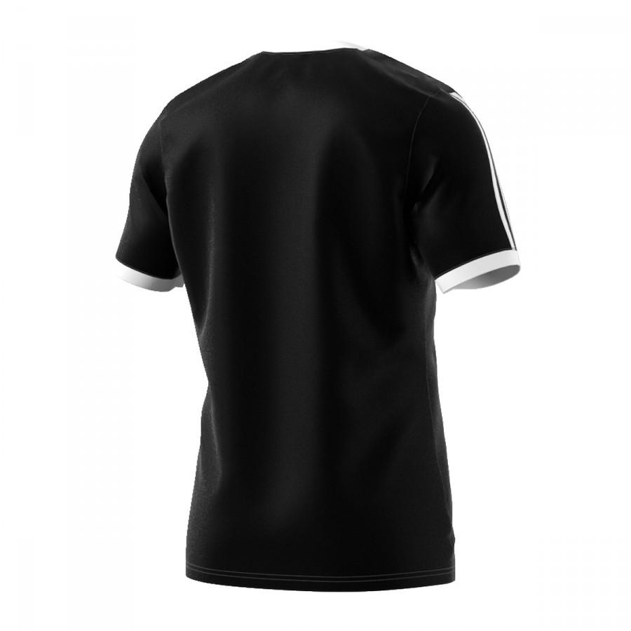 Camiseta Tabela 14 mc Negro Blanco