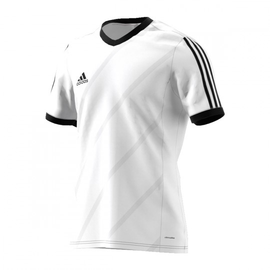 Maillot  adidas Tabela 14 m/c Blanc-Noir