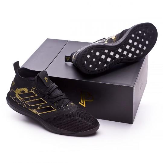 Scarpa  adidas Ace Tango 17.1 TR Pogba Core black-Matte gold