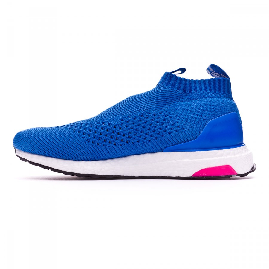 0642a47df27f Trainers adidas Ace 17+ Purecontrol Ultraboost Blue-Shock pink - Football  store Fútbol Emotion