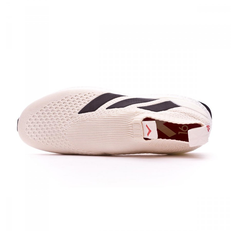 Trainers adidas Ace 16+ Purecontrol Ultraboost Champagne Off white-Core  black-Red - Football store Fútbol Emotion 522db2875