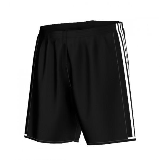 Pantalón corto  adidas Condivo 16 Negro-Blanco