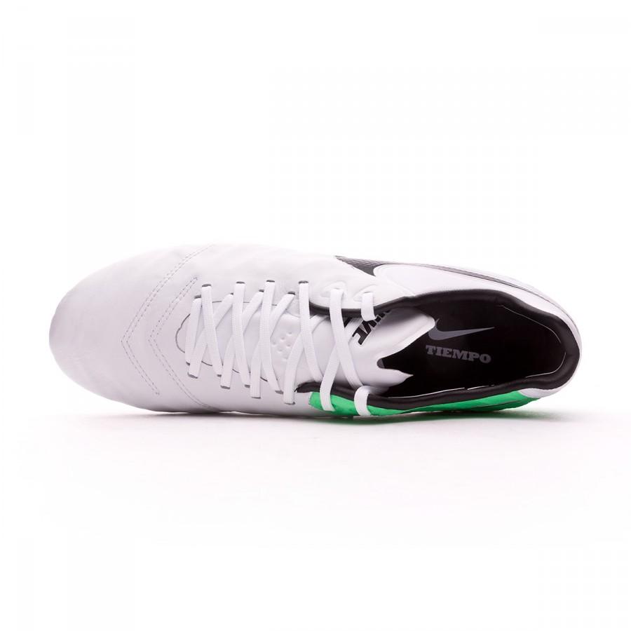 63b465c582b8 Football Boots Nike Tiempo Legend VI ACC SG-Pro White-Electro green -  Tienda de fútbol Fútbol Emotion