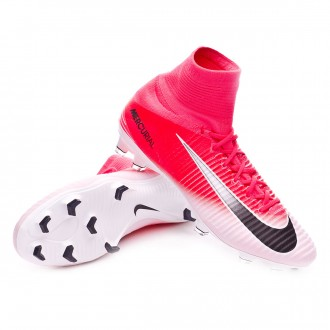 Mercurial Superfly V ACC FG Racer pink-White