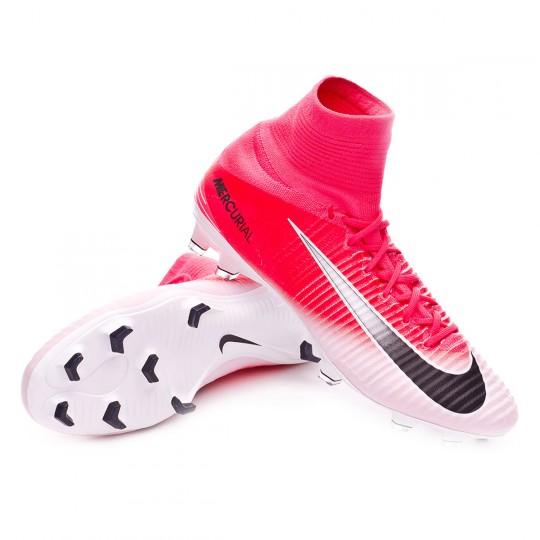Bota  Nike Mercurial Superfly V ACC FG Racer pink-White