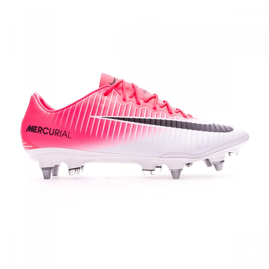 new style 38182 56241 Boot Nike Mercurial Vapor XI ACC SG-Pro Racer pink-White - Football store  Fútbol Emotion