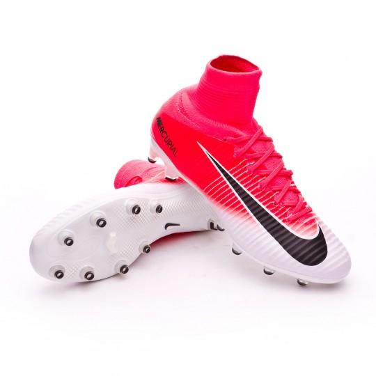 Bota  Nike Mercurial Superfly V ACC AG-Pro Racer pink-White