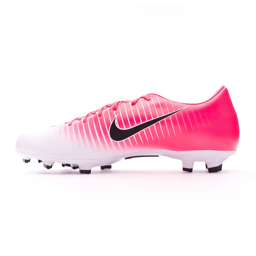 608c23700f56 Football Boots Nike Mercurial Victory VI FG Racer pink-White - Football  store Fútbol Emotion