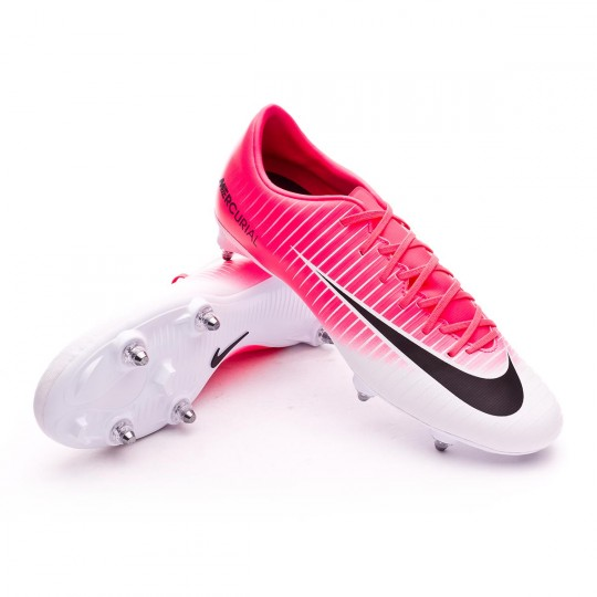 Chaussure  Nike Mercurial Victory VI SG Racer pink-White