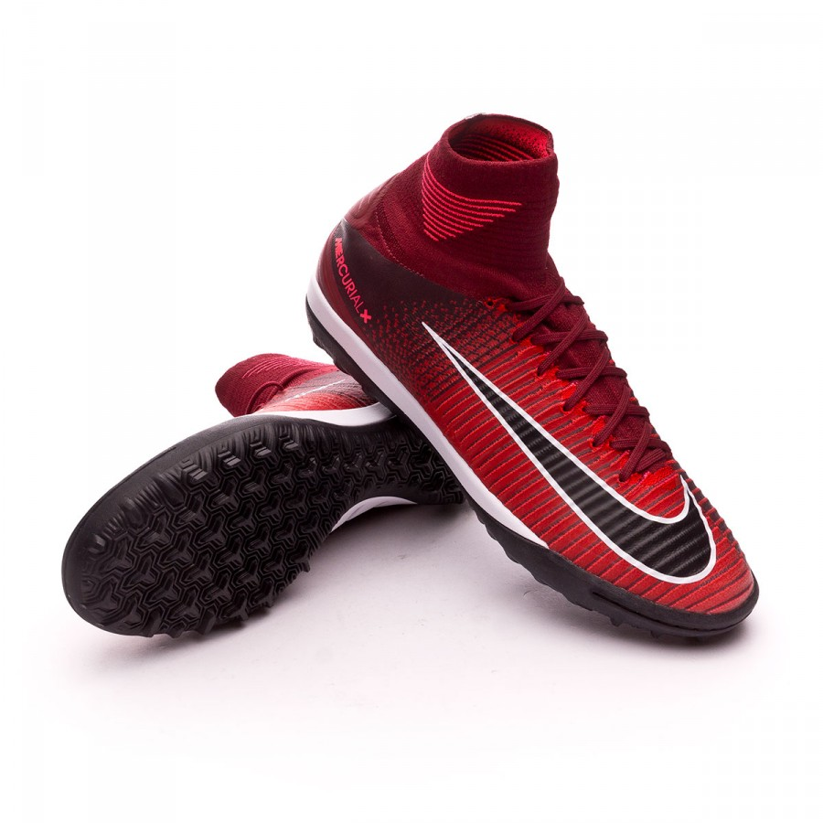 Zapatilla Nike MercurialX Proximo Racer II DF Turf Team red Racer Proximo pink a568bc