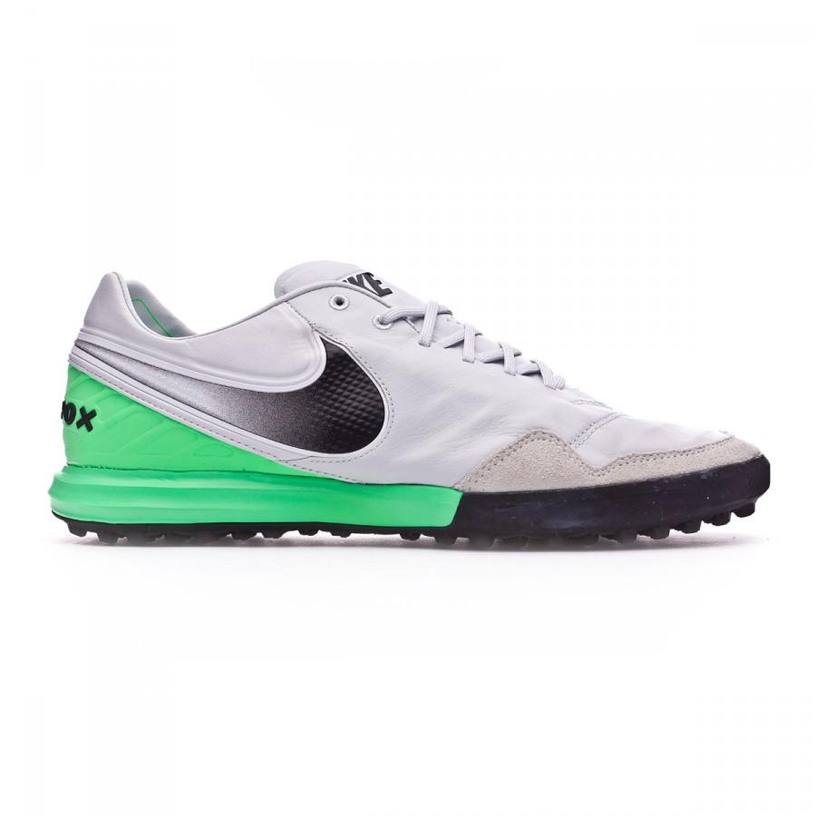 906d95ddf831 official store zapatilla nike tiempox proximo turf white electro green  soloporteros es ahora fútbol emotion 2cecd