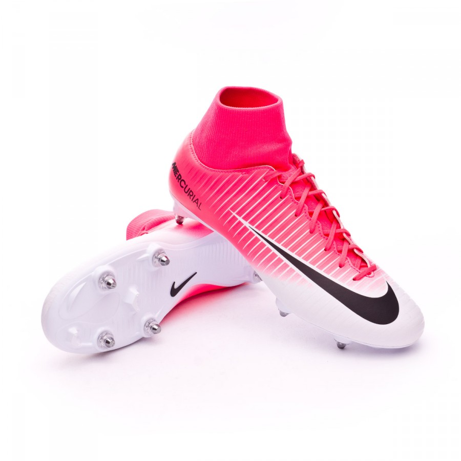 b47e9907c56aa Bota de fútbol Nike Mercurial Victory VI DF SG Racer pink-White - Tienda de  fútbol Fútbol Emotion