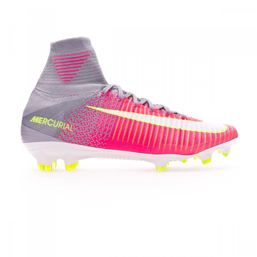 factory outlet uk store hot new products nike mercurial superfly v all grey shoes
