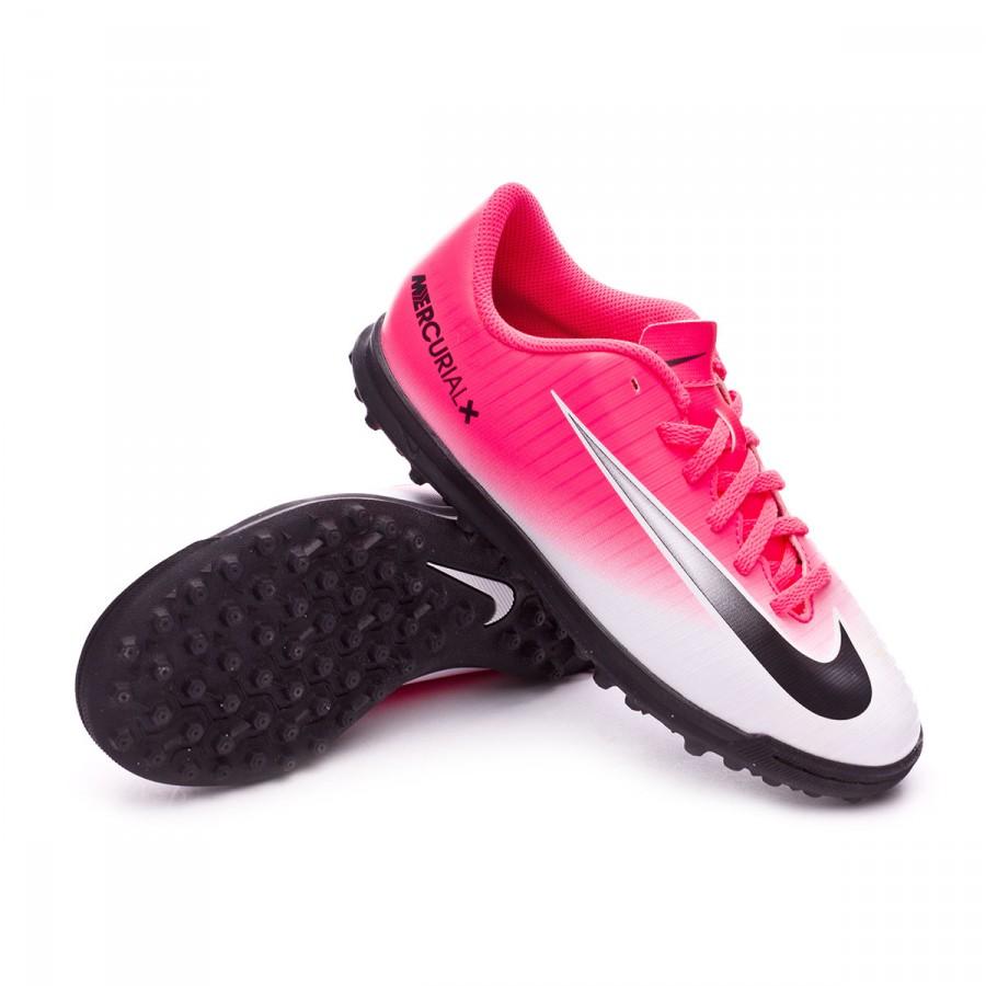 more photos b1fb8 9c442 Nike Jr MercurialX Vortex III Turf Football Boot