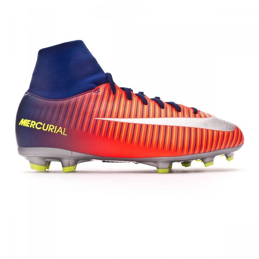 Chaussure Vi Fg Royal Mercurial Df Jr Victory De Blue Deep Nike Foot fvb76yIYg