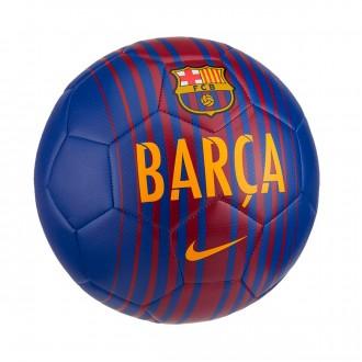Bola de Futebol  Nike FC Barcelona Prestige 2017-2018 Deep royal-Noble red-University gold