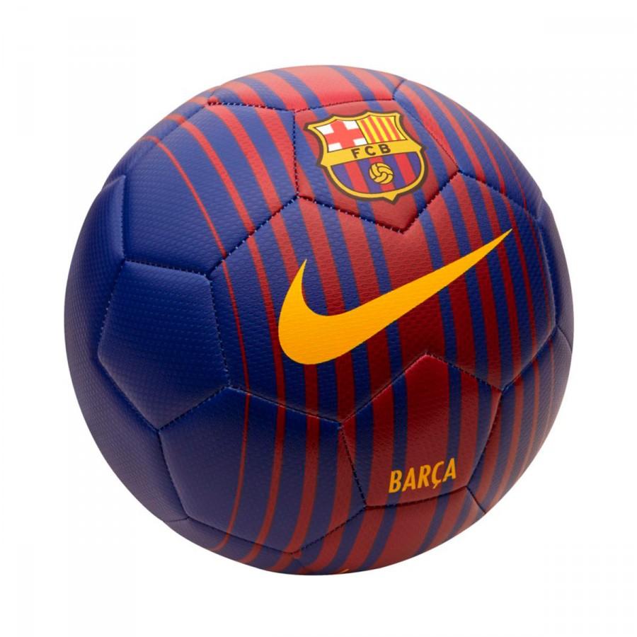 a0a5e20f13d75 Balón Nike FC Barcelona Prestige 2017-2018 Deep royal-Noble red-University  gold - Tienda de fútbol Fútbol Emotion