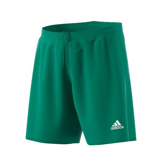 Pantalón corto  adidas Parma 16 Verde