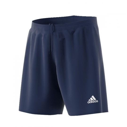 Pantalón corto  adidas Parma 16 Azul marino