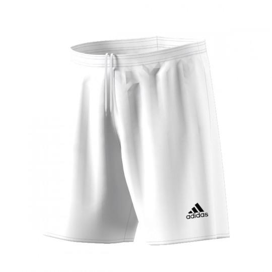 Pantalón corto  adidas Parma 16 Blanco