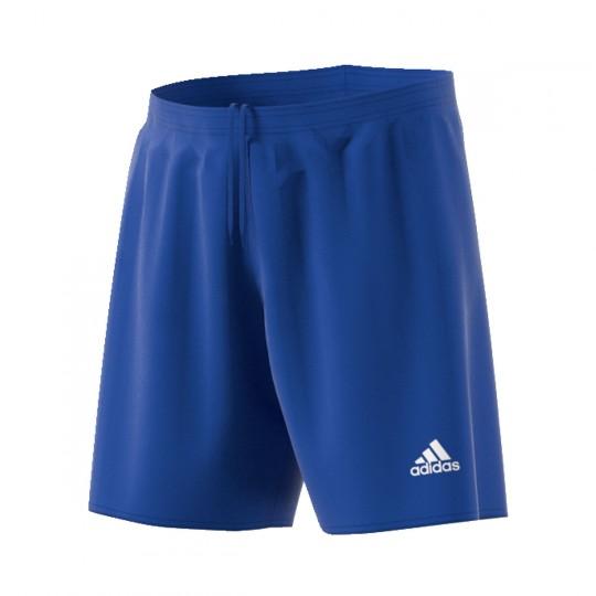 Pantalón corto  adidas Parma 16 Azul royal