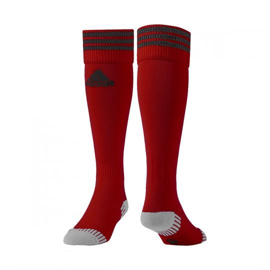 Chaussettes   adidas Adisock 12 Rouge-Noir